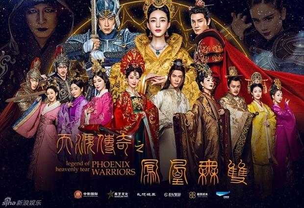 """Truyền hình Hoa Ngữ tháng 10: Đại tiệc nhiều """"món ngon"""" cho các """"mọt"""" phim - Ảnh 7."""