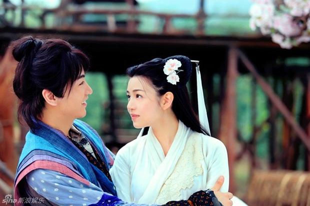 9 bộ phim giúp giới giải trí Hoa Ngữ có được những cặp đôi phim giả tình thật - Ảnh 7.