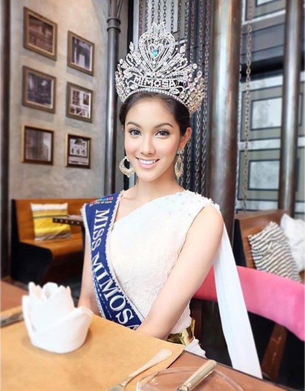 Hoa hậu Chuyển giới Thái Lan thu hút sự chú ý khi đi khám nghĩa vụ quân sự - Ảnh 6.