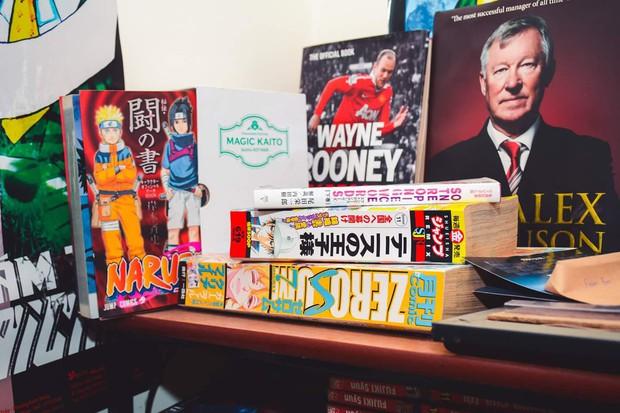 9x Hải Phòng sưu tập gần 2000 cuốn truyện tranh - cả gia tài đấy không đùa! - Ảnh 6.