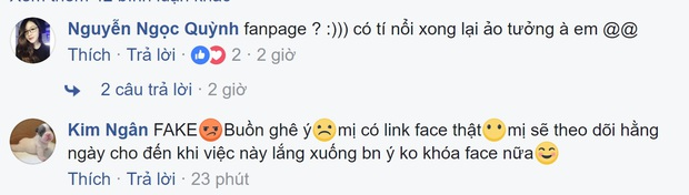 Hotboy cầm cờ trường Phan Đình Phùng lộ ảnh thời cấp 2, xuất hiện loạt tài khoản mạo danh trên Facebook - Ảnh 5.