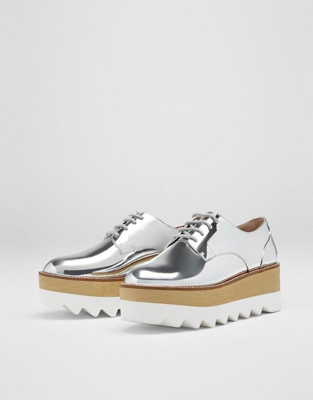 Gợi ý 5 mẫu giày ánh kim sành điệu giá rẻ dành cho các cô nàng - Ảnh 1.