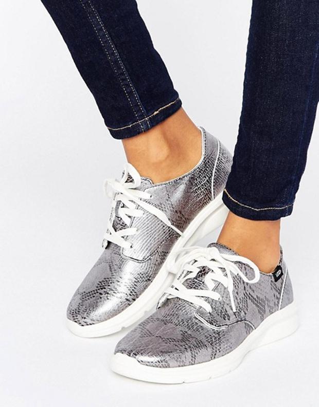 Gợi ý 5 mẫu giày ánh kim sành điệu giá rẻ dành cho các cô nàng - Ảnh 9.