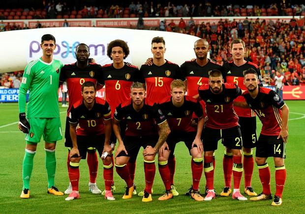 Bom tấn của Man Utd ghi bàn, Bỉ là đội bóng châu Âu đầu tiên dự World Cup 2018 - Ảnh 3.