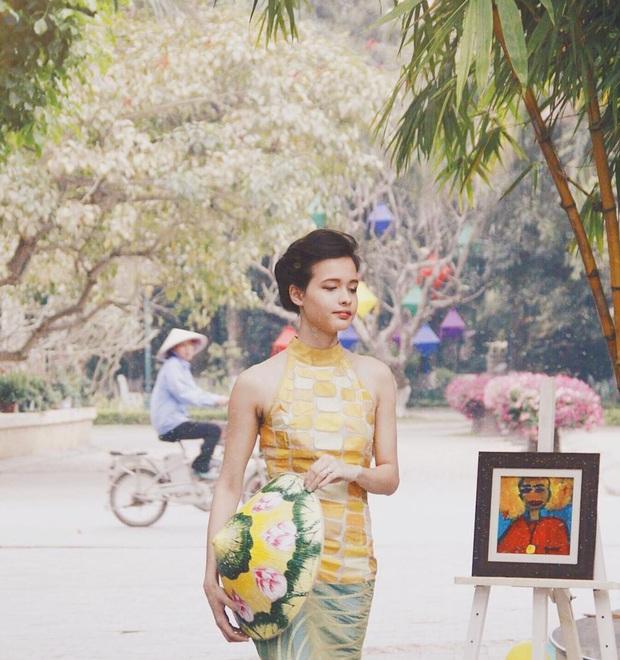 99er lai Pháp - Việt: Xinh không trộn lẫn, biết 4 thứ tiếng và đang du học trường tốt nhất Canada - Ảnh 9.