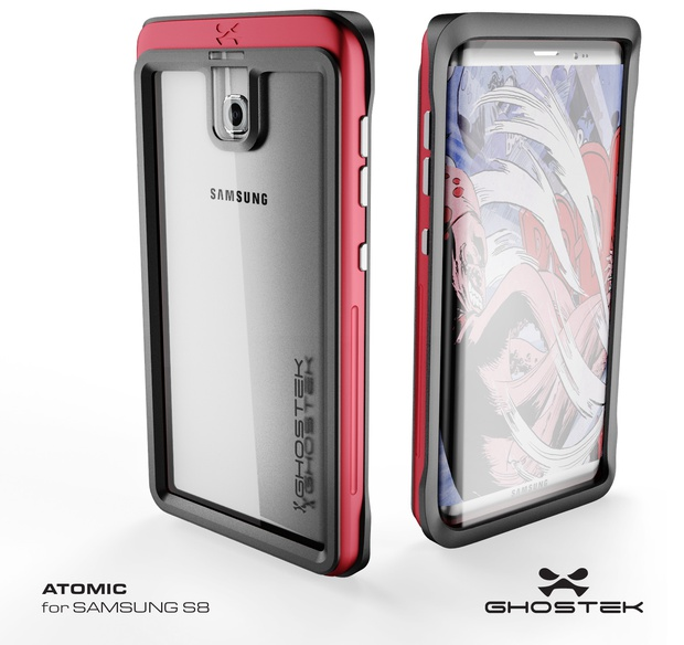 Samsung Galaxy S8 bất ngờ lộ diện dung nhan đẹp lung linh - Ảnh 1.