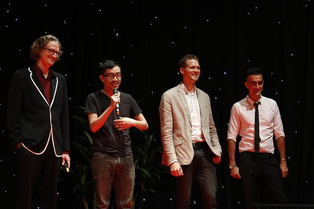 Đã tìm ra đoàn làm phim học sinh chiến thắng trong Olympia Film Festival 2017 - Ảnh 3.