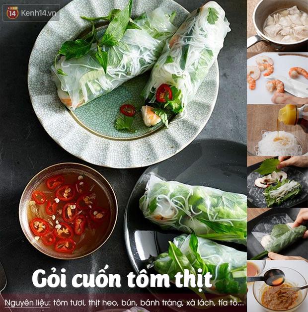 Phở và gỏi cuốn Việt Nam lọt vào top 50 món ăn ngon nhất thế giới do CNN bình chọn 5