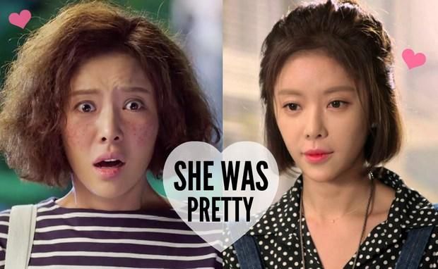 She Was Pretty phiên bản Việt vừa tung hình ảnh đầu tiên, An Chi của Lan Ngọc đã bị chê trang điểm và quần áo quá đà - Ảnh 3.