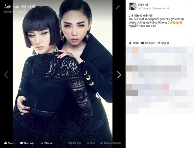 Thực hư Tóc Tiên hủy kết bạn Facebook Hiền Hồ sau lùm xùm hẹn hò với Soobin Hoàng Sơn? - Ảnh 3.
