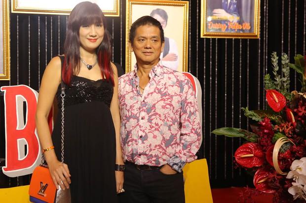 Dàn sao Việt diện trang phục cổ điển đi xem đêm nhạc Bolero của Đàm Vĩnh Hưng - Ảnh 10.
