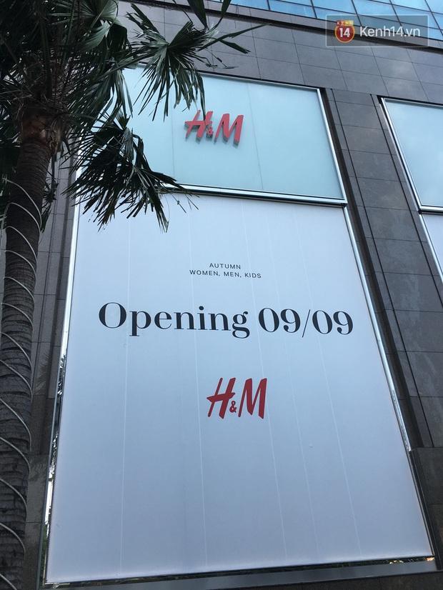 Ngày 9/9 tới, H&M sẽ chính thức khai trương tại Sài Gòn - Ảnh 1.