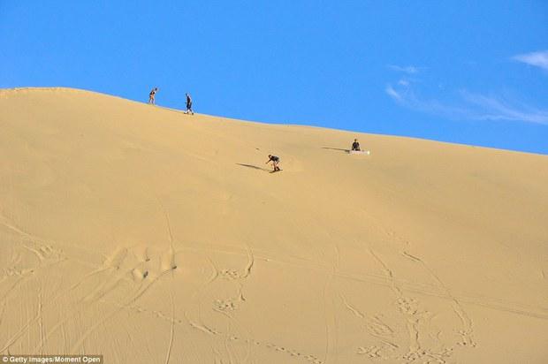 Không ai ngờ rằng, giữa sa mạc cằn cỗi bậc nhất thế giới lại có một thị trấn xanh tươi đến vậy - Ảnh 4.