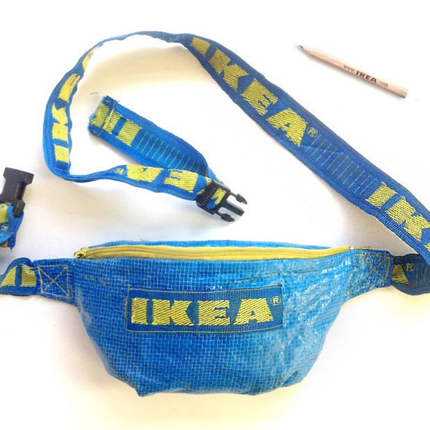 Học tập Balenciaga, cư dân mạng đua nhau chế túi 22.000 VND của Ikea thành đủ thứ bất hảo - Ảnh 1.