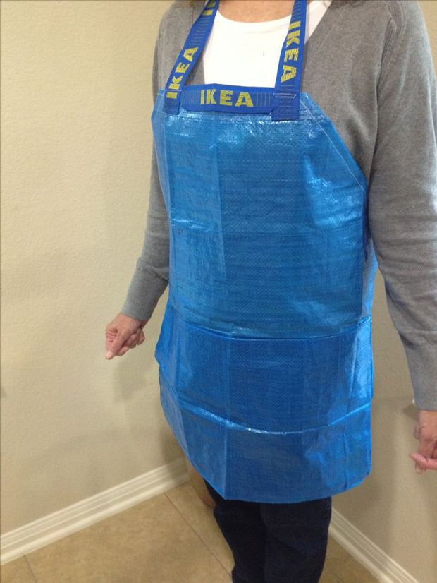 Học tập Balenciaga, cư dân mạng đua nhau chế túi 22.000 VND của Ikea thành đủ thứ bất hảo - Ảnh 8.