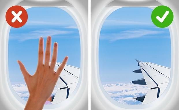 Nếu không muốn cơ thể gặp nguy, Đừng bao giờ làm 5 Điều này khi Đi máy bay