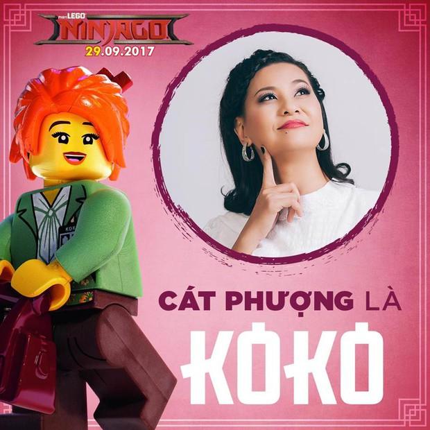 Kiều Minh Tuấn hóa thân thành gã bạo chúa Garmadon trong The Lego Ninjago Movie - Ảnh 3.