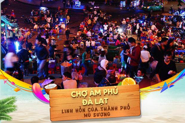 Nhung kieu cho phien la lung nhat Viet Nam hop giua pho thi