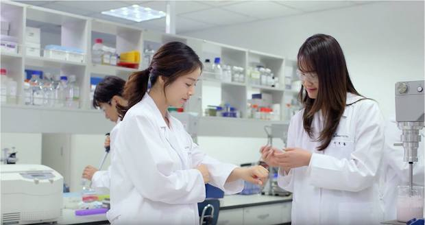Mang bầu 8 tháng, Kim Tae Hee vẫn vừa mang giày cao gót, vừa miệt mài làm việc - Ảnh 3.