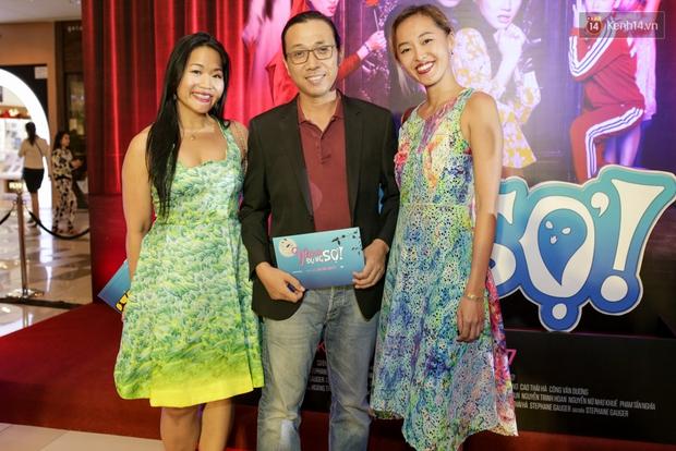 Mặc trời mưa, Hiền Sến và Lý Phương Châu vẫn vui vẻ dắt nhau đi xem phim của Ngô Kiến Huy - Ảnh 16.