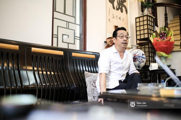 Căn nhà cổ kính, rợp bóng cây xanh của ông trùm Phan Thị - NSND Hoàng Dũng - Ảnh 7.