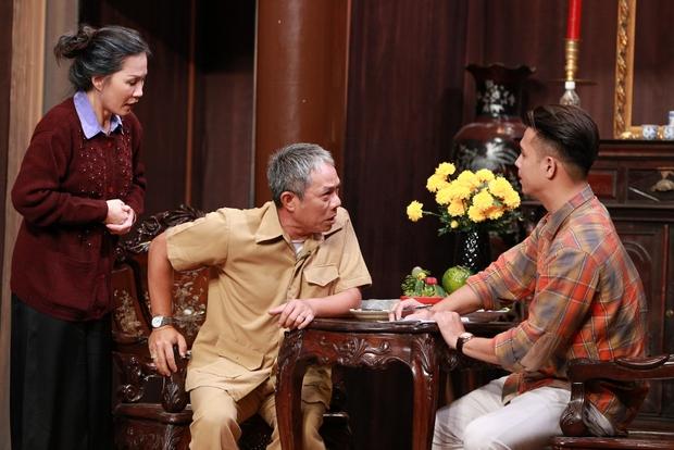 Trúc Nhân lỡ miệng gọi giám khảo Hoài Linh là thằng khi nhập vai Ơn giời - Ảnh 6.