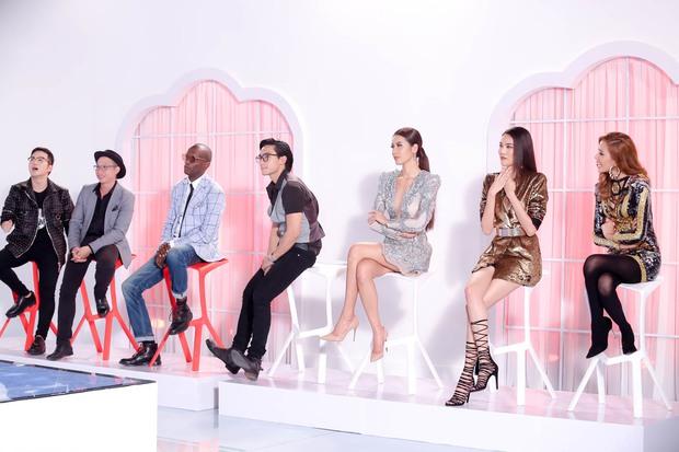 Là Host show thời trang như The Face mà Hữu Vi liên tục nhận xét lung tung - Ảnh 3.