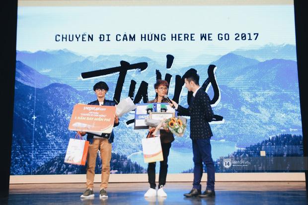 Twins - cặp anh em sinh đôi với clip về Hàn Quốc đẹp nổi da gà đã xuất sắc trở thành Quán Quân Here We Go 2017! - Ảnh 17.