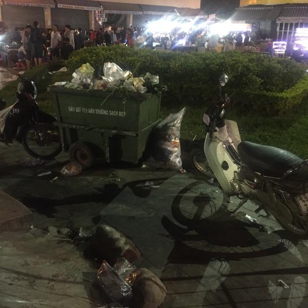 Nhắc nhở người bán hàng, cô lao công ở Đà Lạt nhận lại câu nói: Không xả rác thì lấy việc đâu các cô làm! - Ảnh 6.