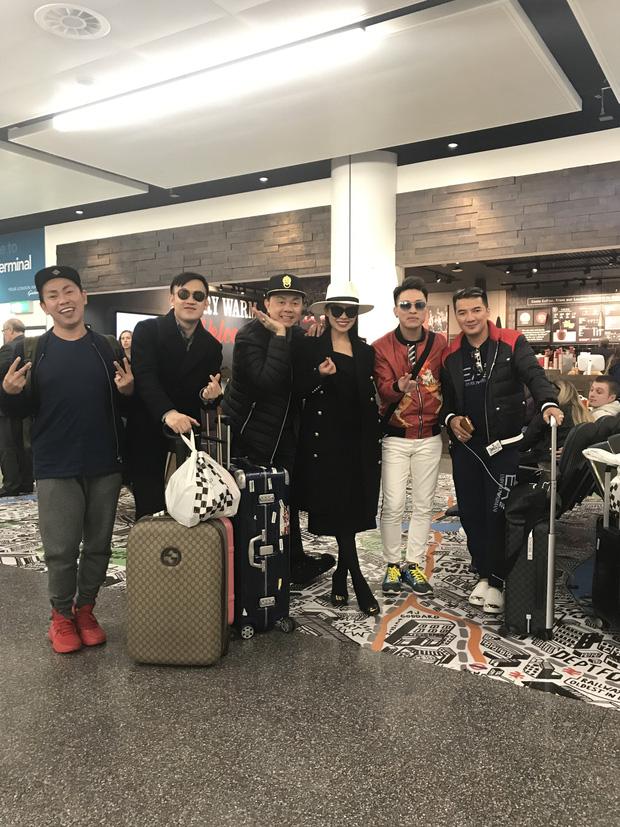 Vừa về Việt Nam, Giang Hồng Ngọc chia sẻ về chuyến đi lưu diễn đầy bão táp tại châu Âu - Ảnh 1.
