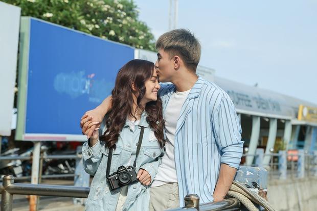 Will - Kaity Nguyễn cứ hở ra là... hôn nhau và ngọt ngào thế này trên phim trường! - Ảnh 3.