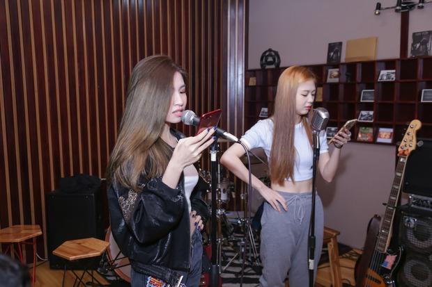 Hari Won trở lại Be A Star, 2 hot girl Liz - Shin lần đầu tiên đối đầu! - Ảnh 8.