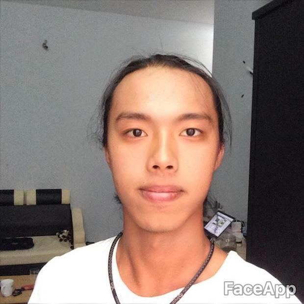 Trào lưu chỉnh ảnh biến đổi giới tính này đang làm giới trẻ Việt phát cuồng mấy ngày qua - Ảnh 8.