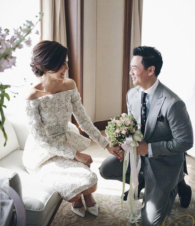 Có ai như minh tinh Thái Chompoo: Đám cưới 70 tỉ đồng, giờ hạ sinh quý tử sinh đôi cho chồng đại gia - Ảnh 4.