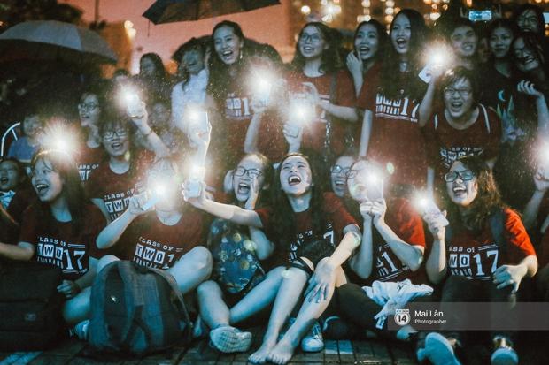 Những cái ôm trong mưa của teen Ams trong đêm hội chia tay đầy cảm xúc - Ảnh 5.