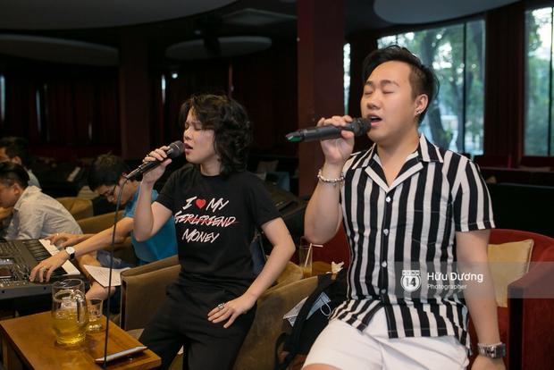 Tiên Tiên - Trung Quân lần đầu kết hợp, Soobin Hoàng Sơn cực chất tập cùng ban nhạc cho Gala WeChoice Awards - Ảnh 3.