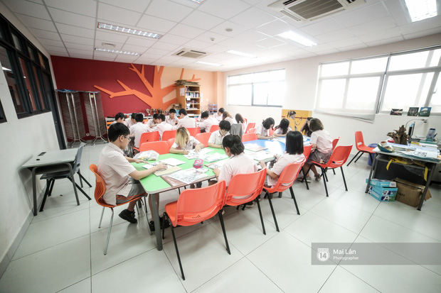 Có gì đặc biệt ở trường Quốc tế Singapore, ngôi trường sang xịn với học phí vài trăm triệu/năm? - Ảnh 6.