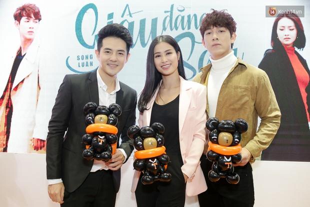 Song Luân tiết lộ Trương Mỹ Nhân là bạn gái lý tưởng, bật khóc trong MV đóng chung - Ảnh 6.