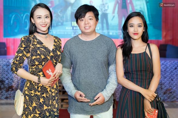 Hậu thẩm mỹ, Phi Thanh Vân khoe vòng 3 khủng tại sự kiện ra mắt Chí Phèo ngoại truyện - Ảnh 14.