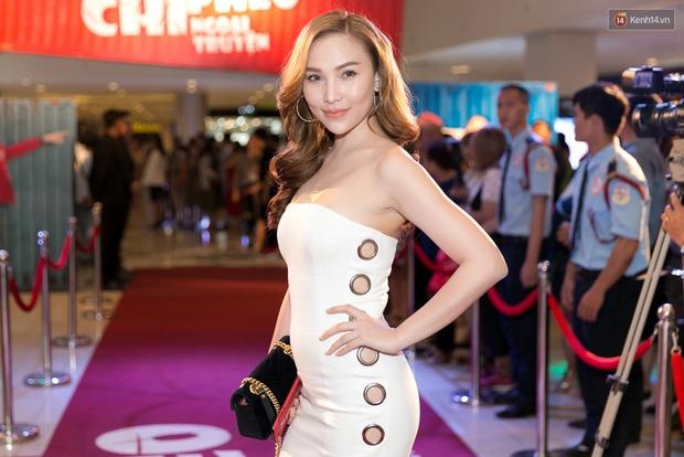 Hậu thẩm mỹ, Phi Thanh Vân khoe vòng 3 khủng tại sự kiện ra mắt Chí Phèo ngoại truyện - Ảnh 8.