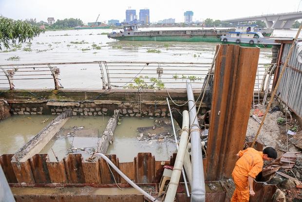 Cận cảnh quái vật thông minh ở Sài Gòn có thể hút sạch nước trên đường ngập chỉ sau 15 phút - Ảnh 13.