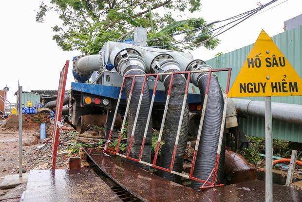 Cận cảnh quái vật thông minh ở Sài Gòn có thể hút sạch nước trên đường ngập chỉ sau 15 phút - Ảnh 9.