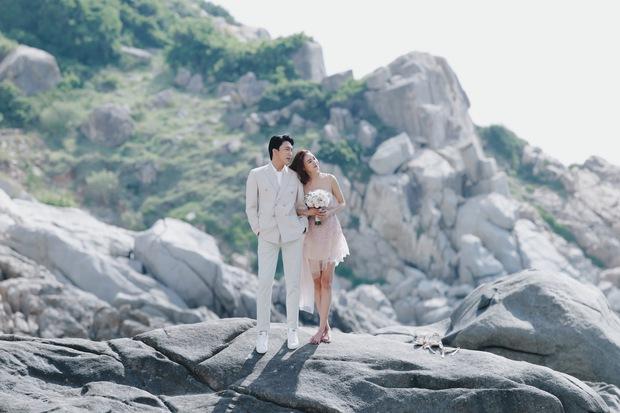 Lan Ngọc được B Trần cầu hôn trên biển trong teaser mới của Mối tình đầu của tôi - Ảnh 7.