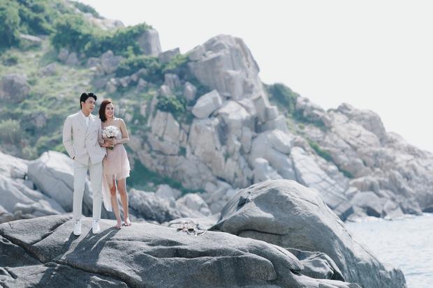 Lan Ngọc được B Trần cầu hôn trên biển trong teaser mới của Mối tình đầu của tôi - Ảnh 6.