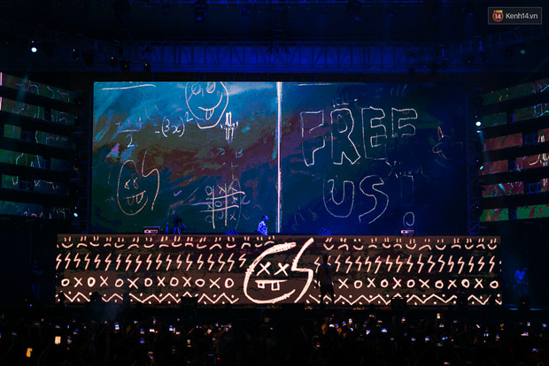 Đêm diễn The Chainsmokers: Chưa bao giờ Việt Nam có một show EDM xịn đét đến như vậy! - Ảnh 9.