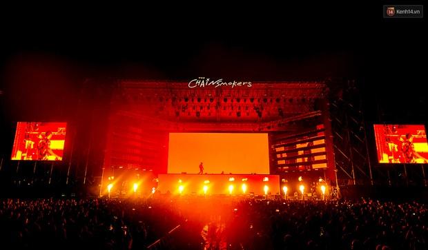 Đêm diễn The Chainsmokers: Chưa bao giờ Việt Nam có một show EDM xịn đét đến như vậy! - Ảnh 17.