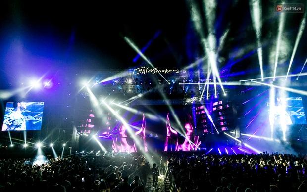 Đêm diễn The Chainsmokers: Chưa bao giờ Việt Nam có một show EDM xịn đét đến như vậy! - Ảnh 18.