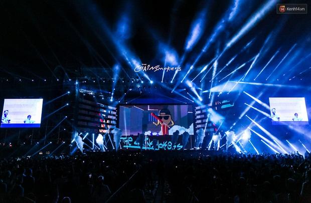Đêm diễn The Chainsmokers: Chưa bao giờ Việt Nam có một show EDM xịn đét đến như vậy! - Ảnh 14.