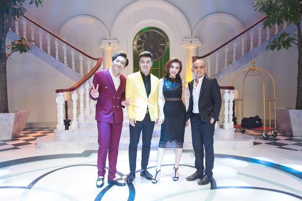 Trấn Thành rủ dàn sao Việt vào show truyền hình mới mang tên chính mình! - Ảnh 8.