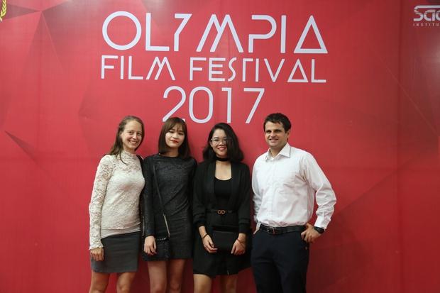 Đã tìm ra đoàn làm phim học sinh chiến thắng trong Olympia Film Festival 2017 - Ảnh 6.